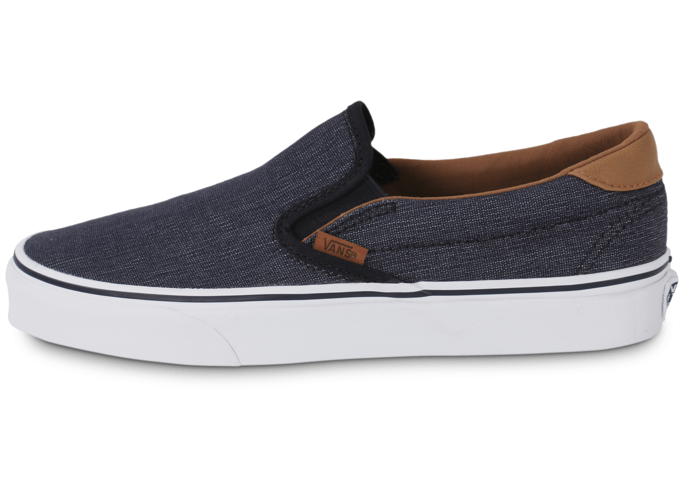 vans slipon homme