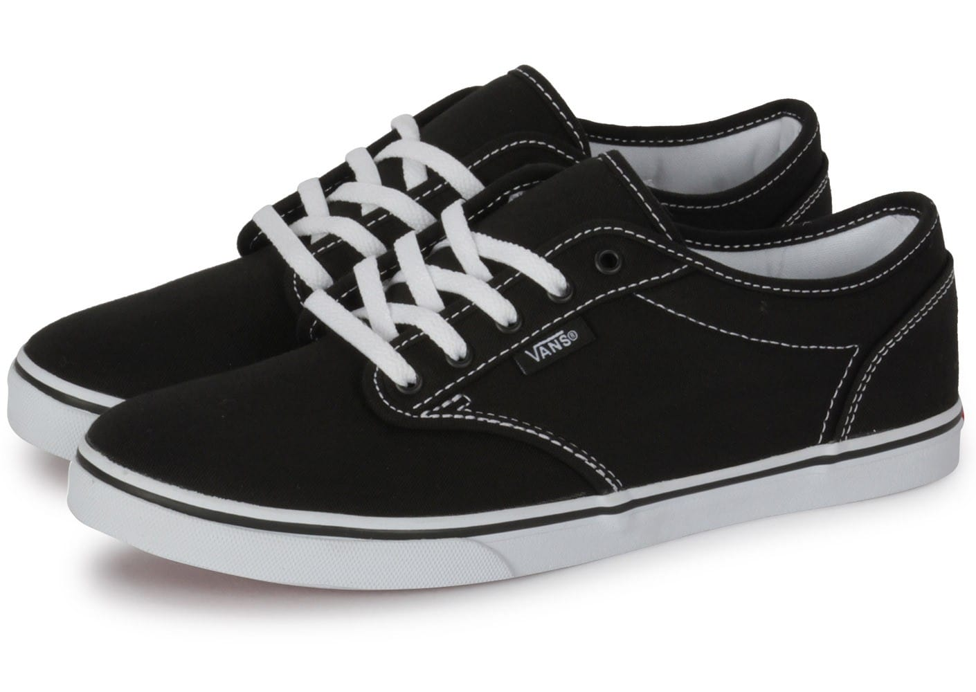 Vans Atwood Noire Chaussures Chaussures Chausport