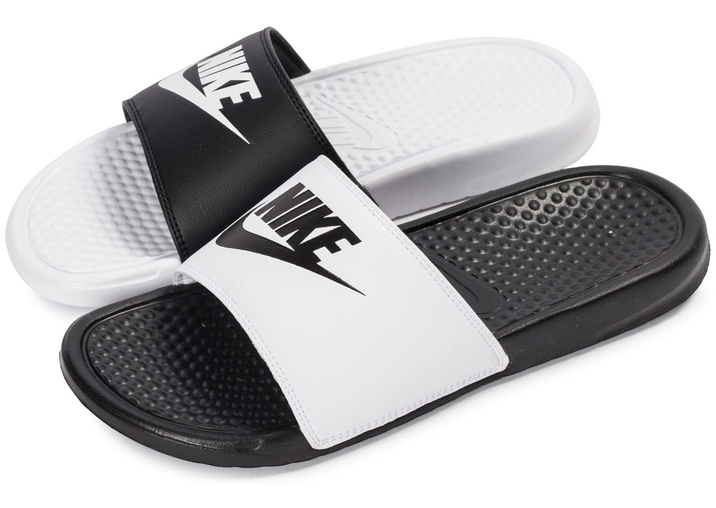 Homme Chaussures Wipe Nike formation Blanches 5sjow Benassi wOqtrZO