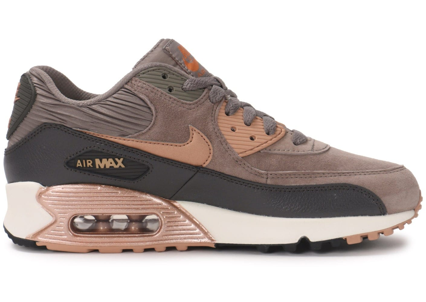 Nike Air Max 90 LTR iron metallic bronze Chaussures