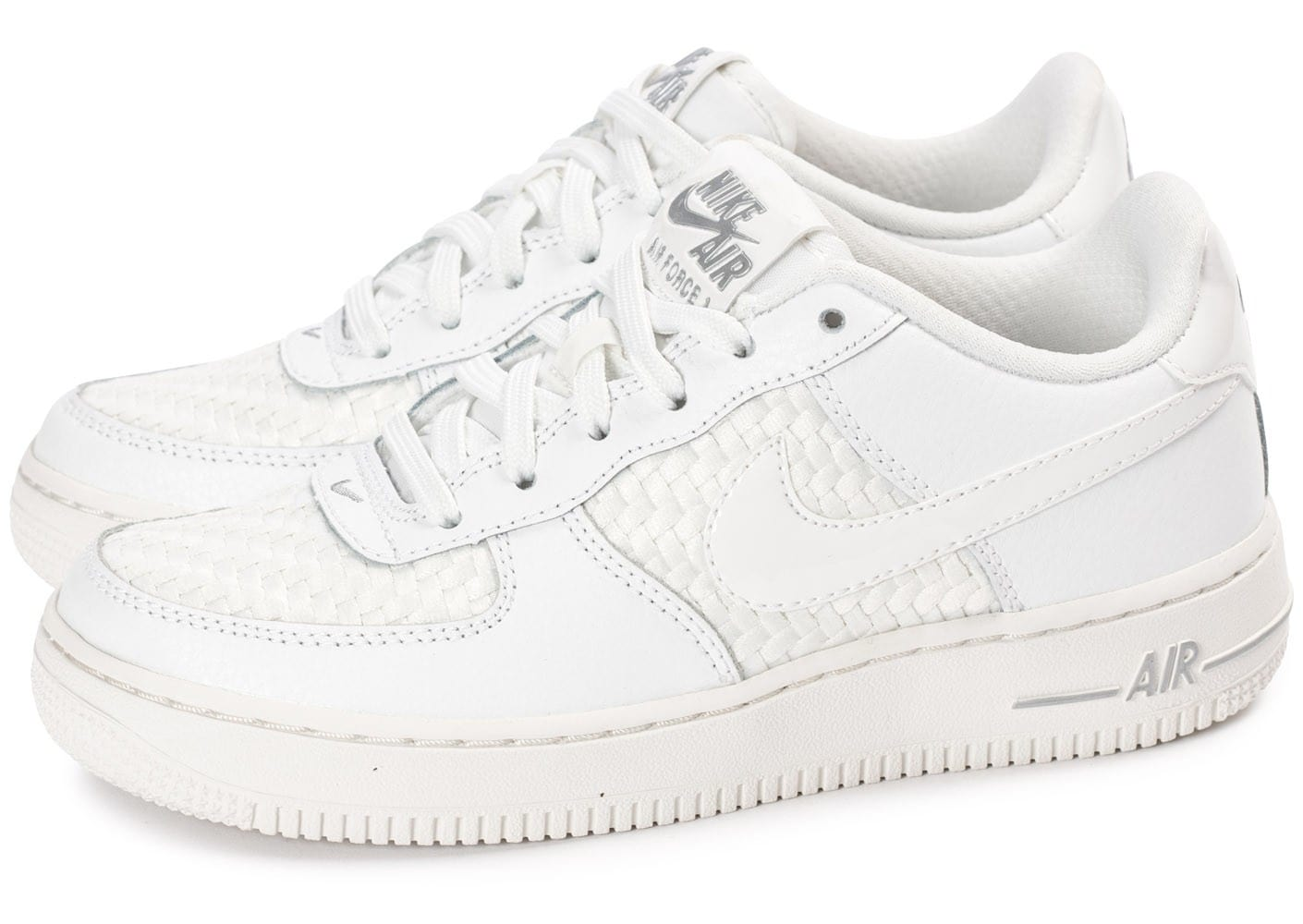 875e97d775c11b Nike AIR FORCE 1 LV8 GS BLANC blanc - Chaussures Basket Homme GH8HUA1Z -  destrainspourtous.fr