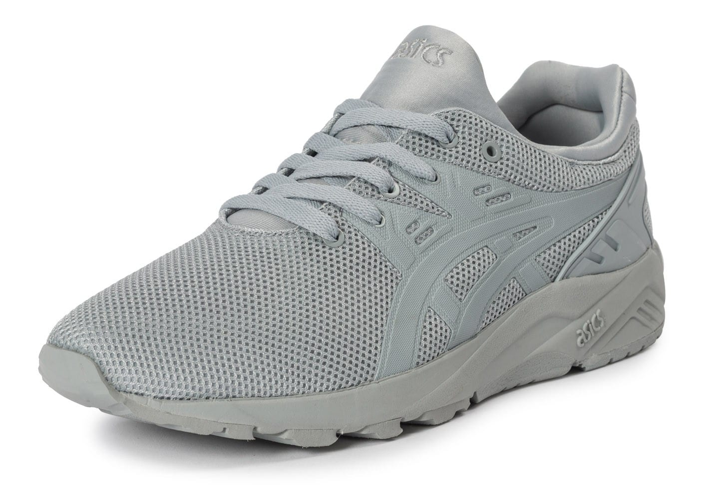 676d0c6241d Asics Gel Kayano Trainer Evo grise - Chaussures Baskets homme ...