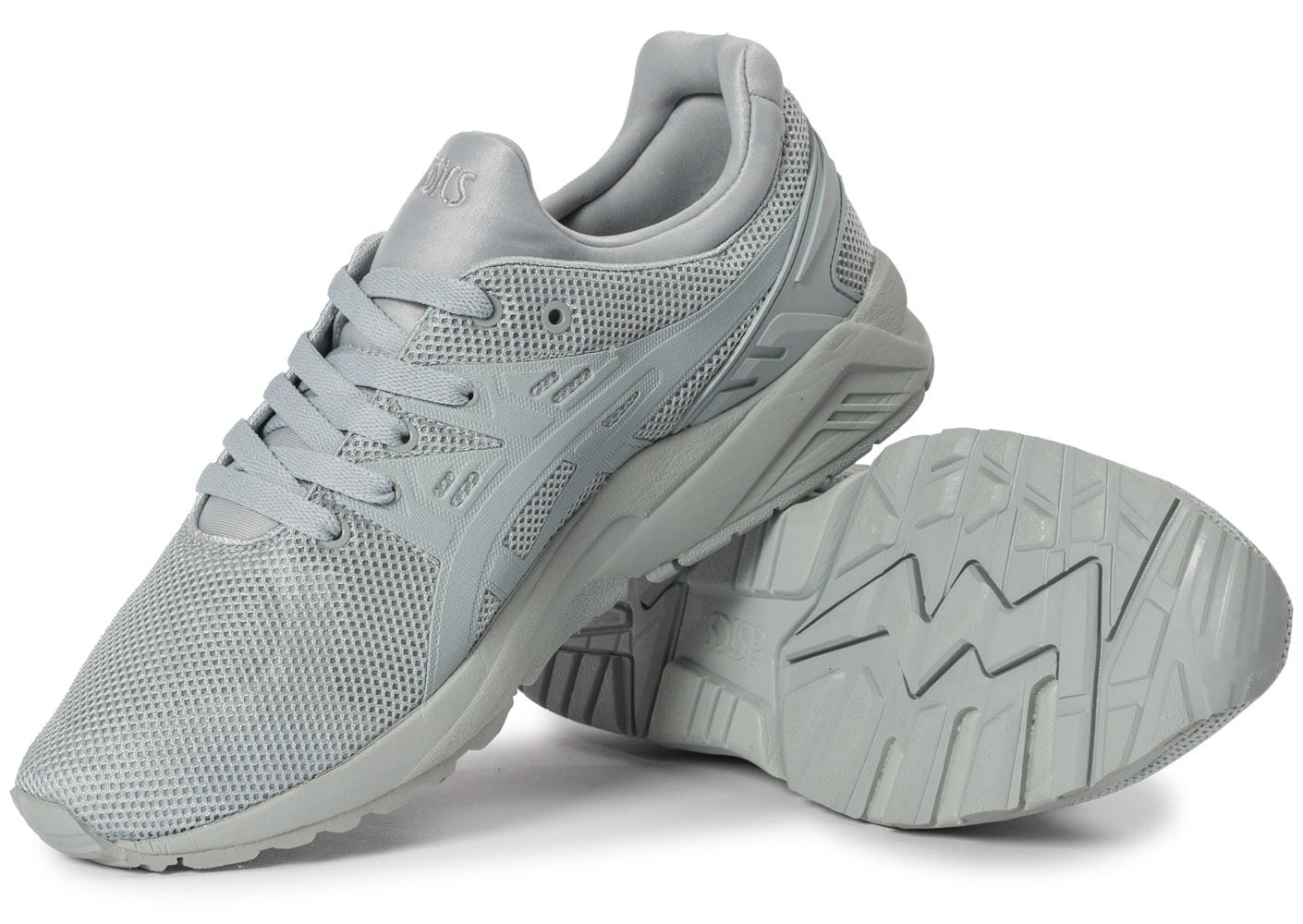 asics gel kayano trainer gris