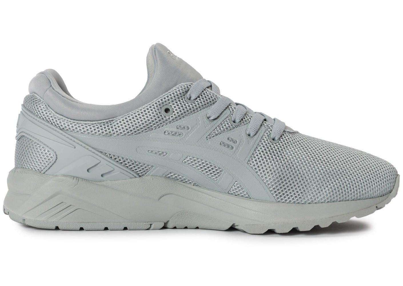 Chaussures Baskets Asics Evo Gel Trainer Homme Grise Kayano sQdrth