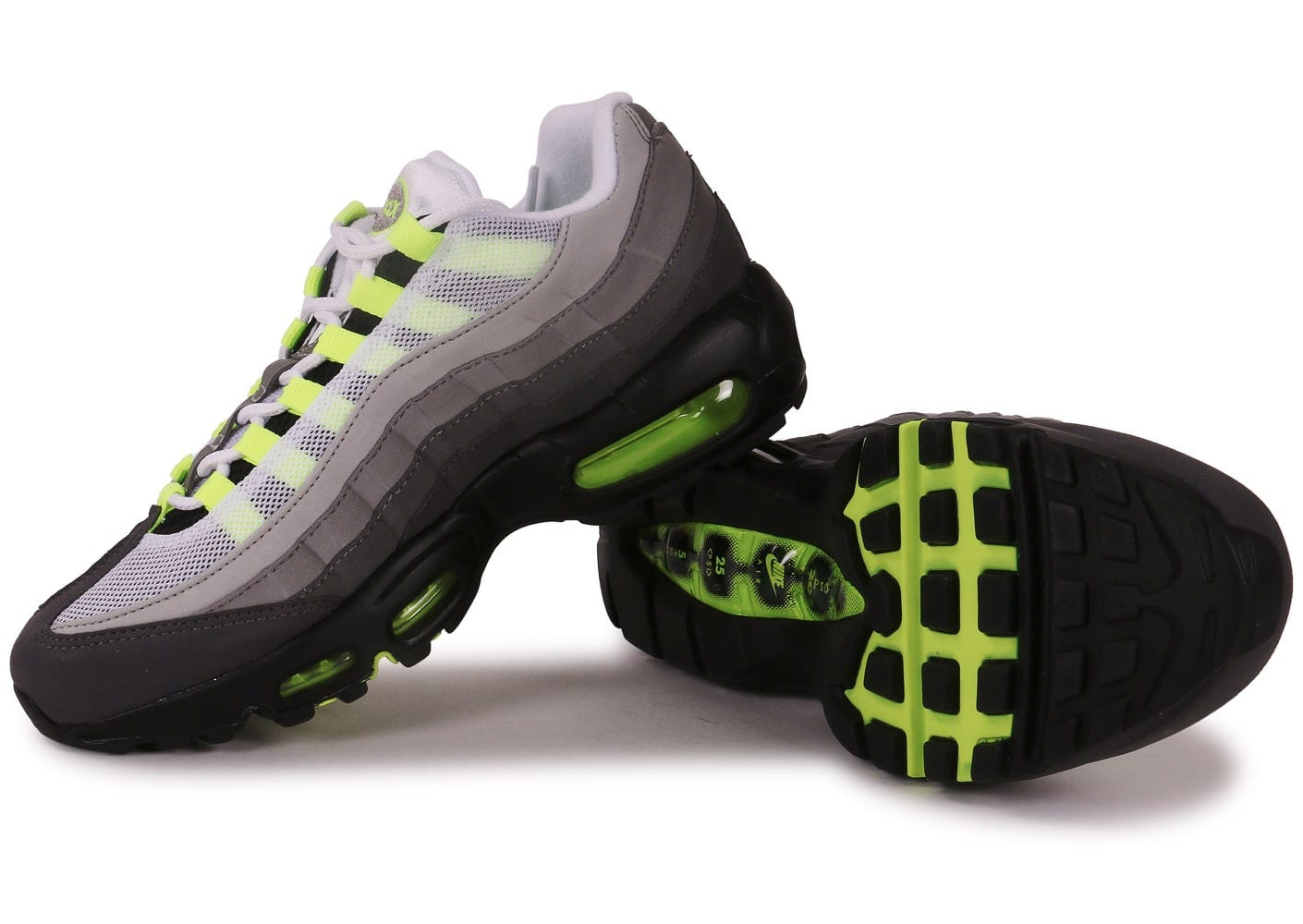 Nike Air Max 95 OG - Chaussures Baskets homme - Chausport