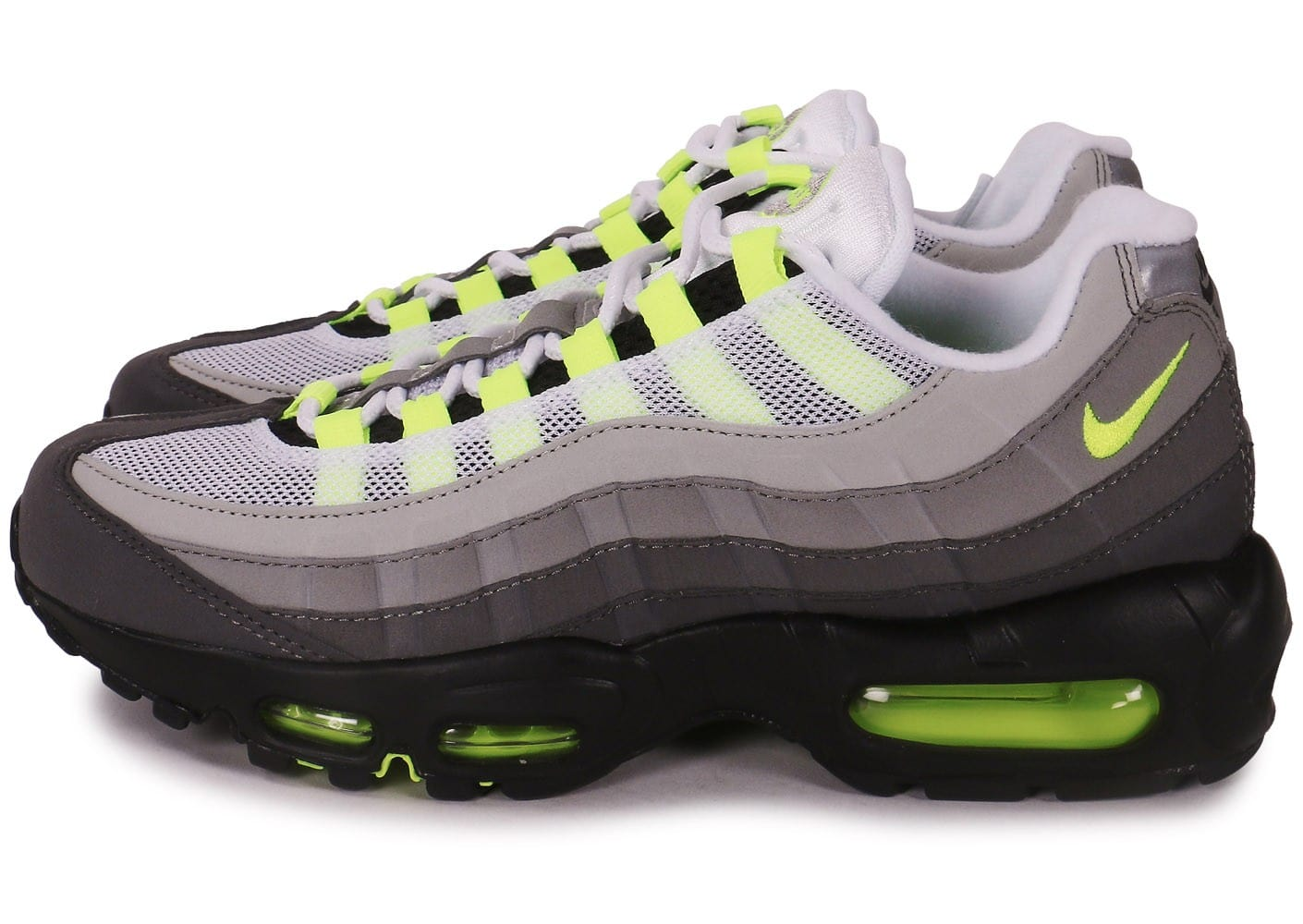 Nike Air Max 95 OG Chaussures Baskets homme Chausport