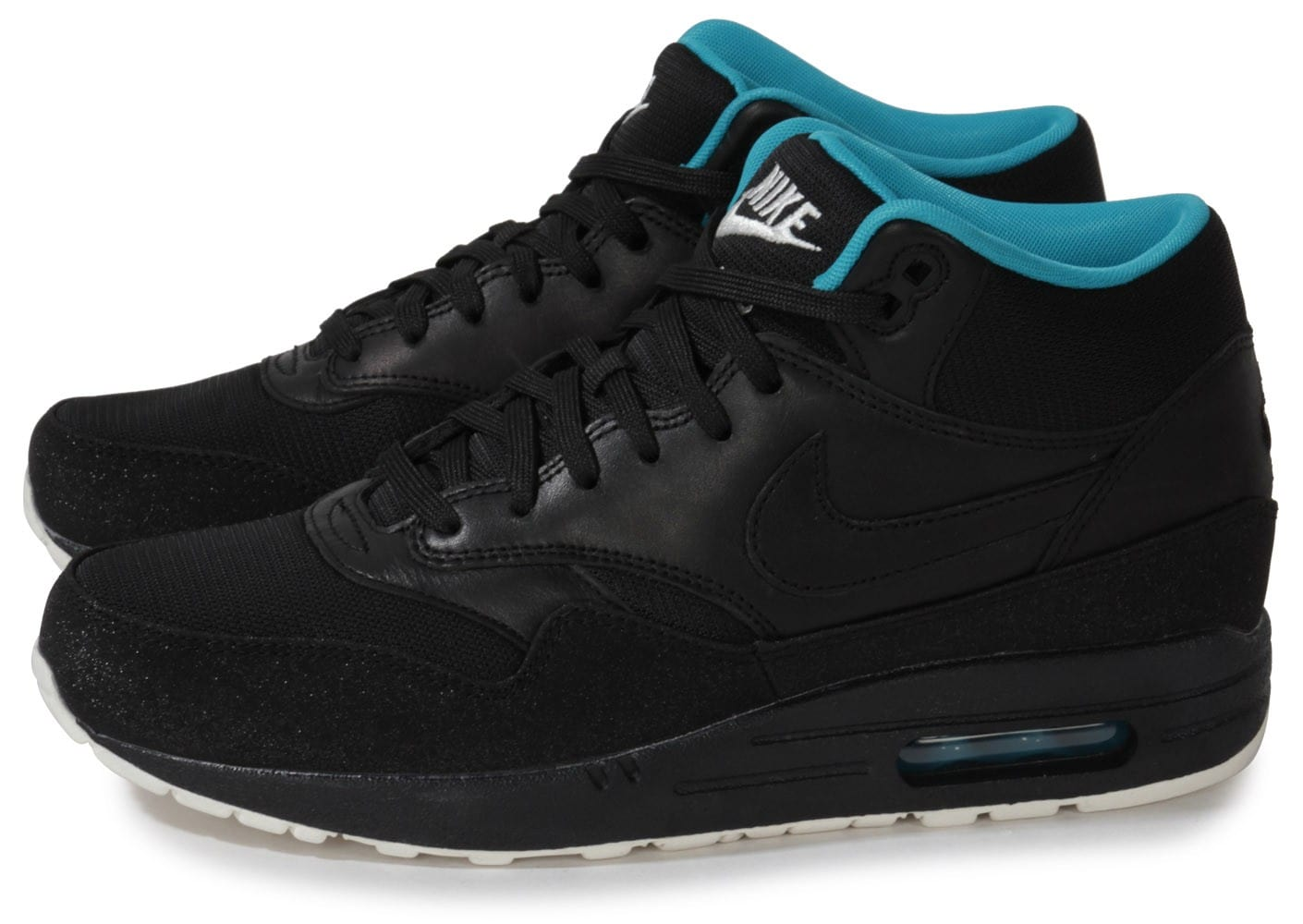 nike air max 1 mid fb cristiano ronaldo chaussures baskets homme chausport. Black Bedroom Furniture Sets. Home Design Ideas