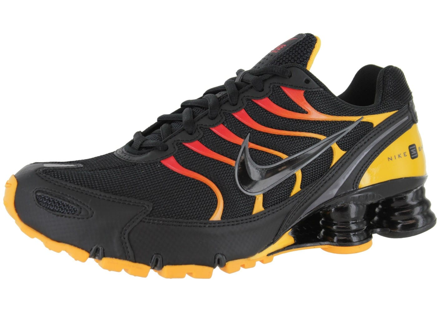 Homme Chausport Baskets Turbo Orange Noir Vi Chaussures Shox Nike qUw0xRa6Cf