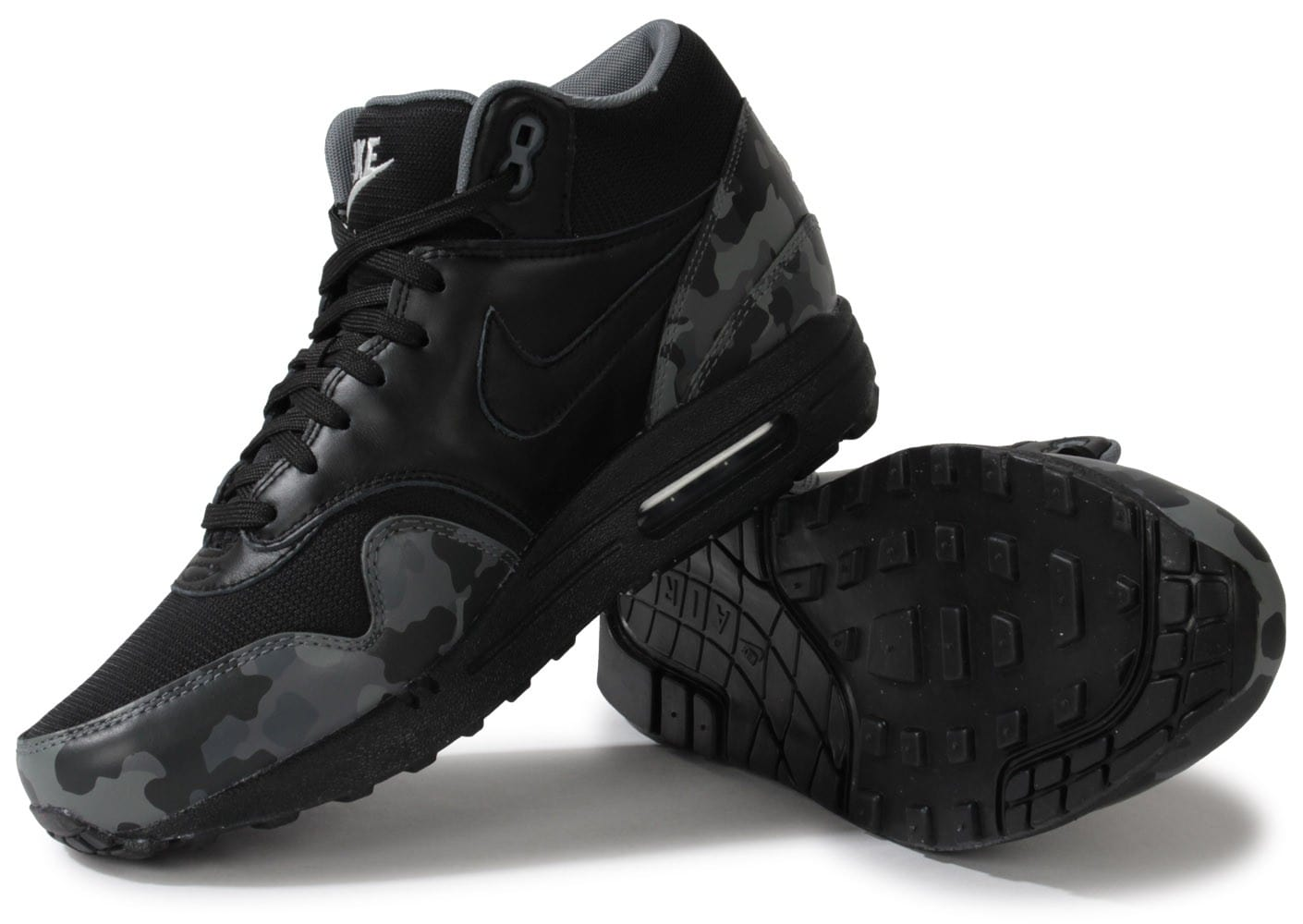 Nike Air Max 1 Mid Fb Camo Chaussures Baskets homme