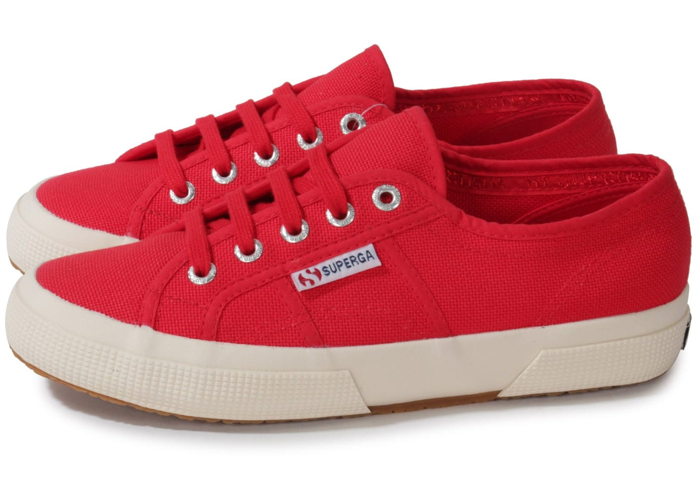 2750 Superga Classic Rouge Chaussures Chausport Coti 6Yvybf7g