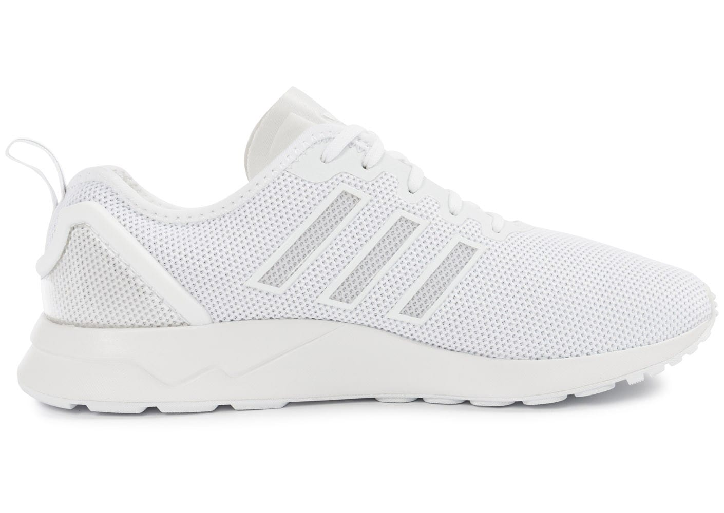 Chaussures Adidas ZX blanches Fashion homme
