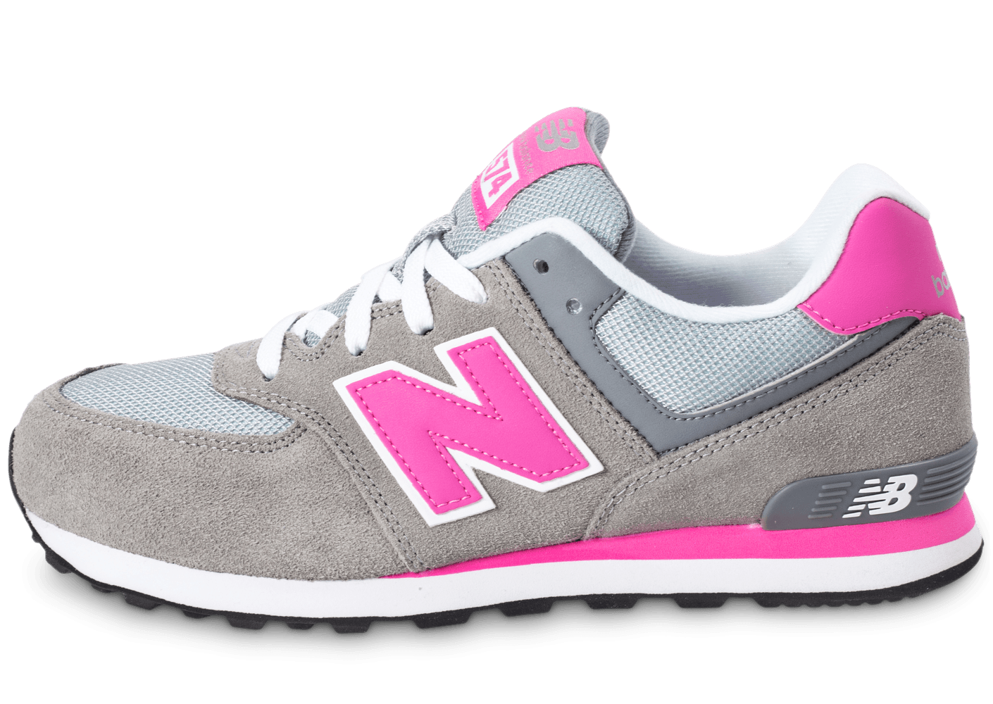 New Balance Chaussures Baskets fille Rose 36 New Balance KVxuV6gIN ... bcf00bdfe6e