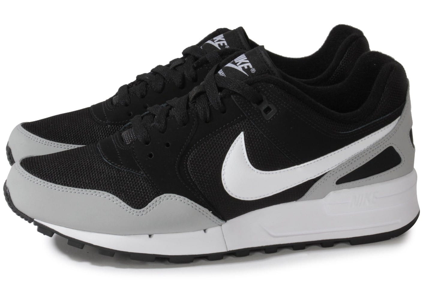 detailed look authentic quality exclusive range Nike Air Pegasus 89 Noire - Chaussures Baskets homme - Chausport