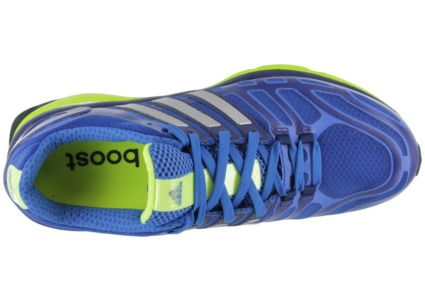 adidas sport Sonic Boost Bleue Chaussures Baskets homme