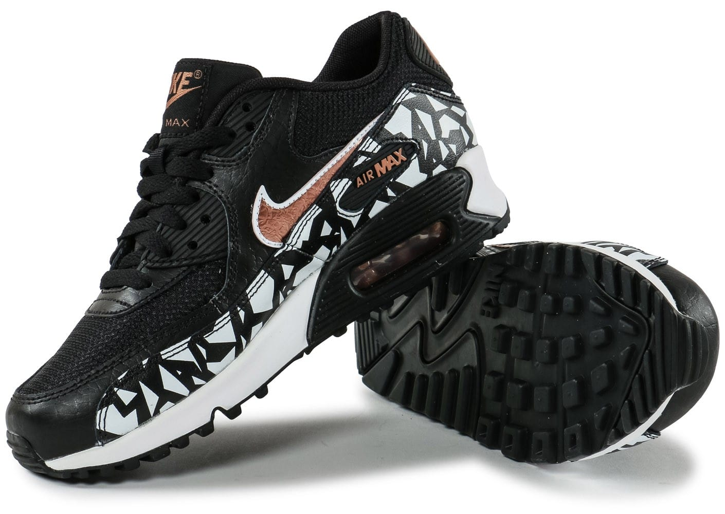 noire Chaussures Chaussures Nike 90 Junior Max Air Neymar FB eD9IEW2HY