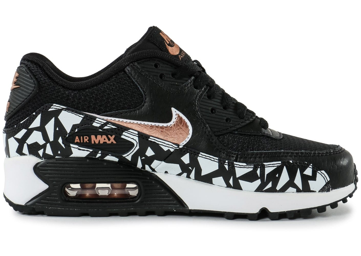 Max Fb Junior Air Chaussures 90 Nike Neymar Noire Tc35Ku1lFJ