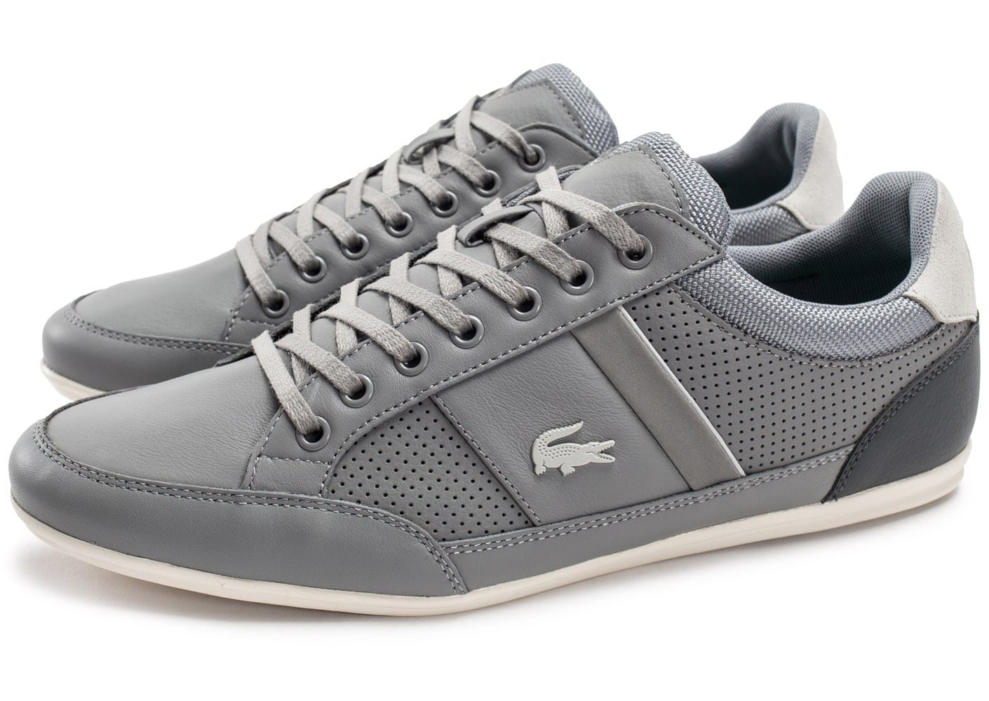 Chausport Grise Homme Chaussures Qpc8wsw Chaymon Baskets Lacoste rEtqWrgwz
