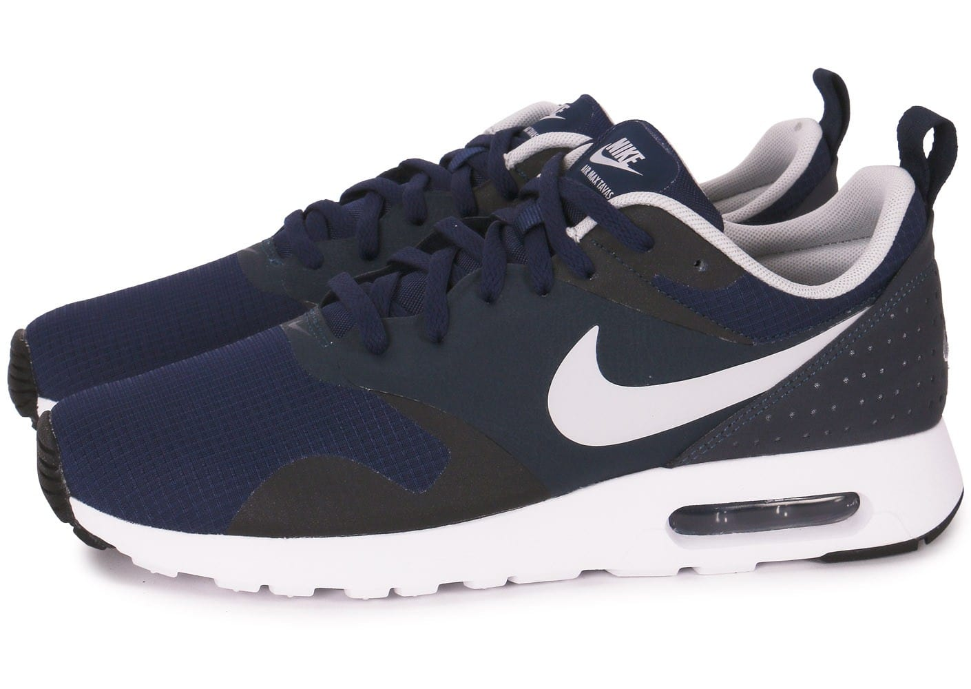 nike air max tavas bleu baskets mode homme