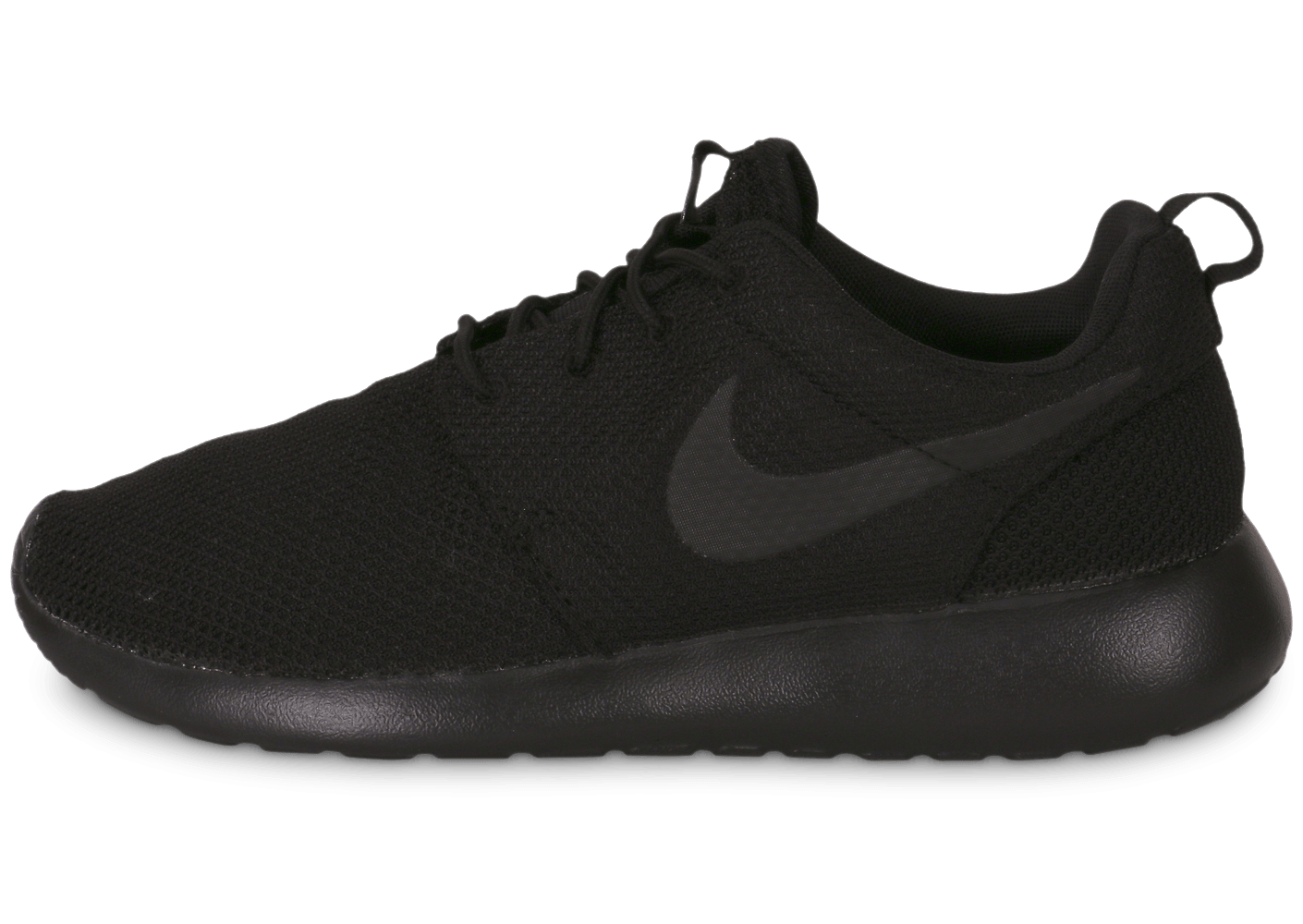 reputable site 65805 f1df2 ... coupon code for chaussures nike roshe one triple black vue avant 92905  c11ab