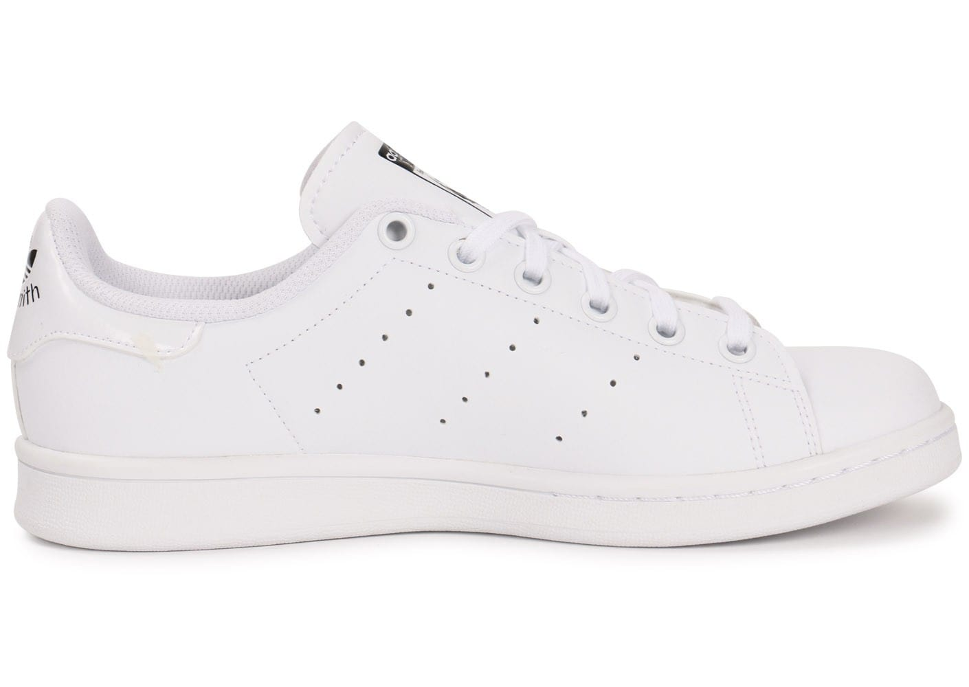 adidas Stan Smith Junior Blanche - Chaussures adidas - Chausport