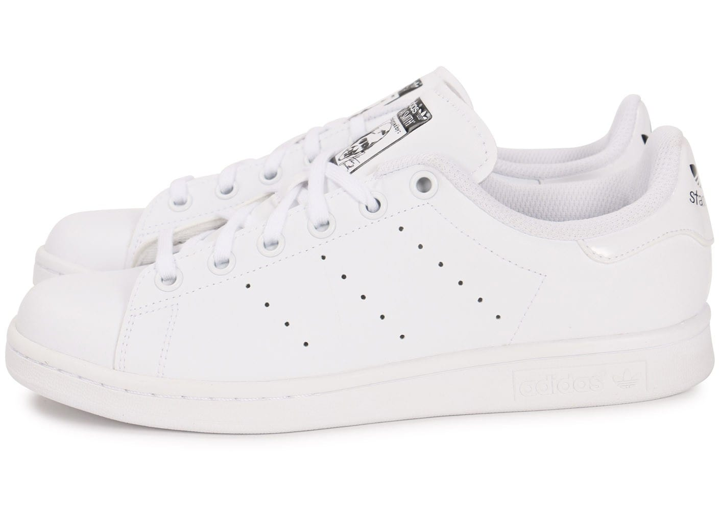 adidas Stan Smith Junior Blanche Chaussures adidas Chausport