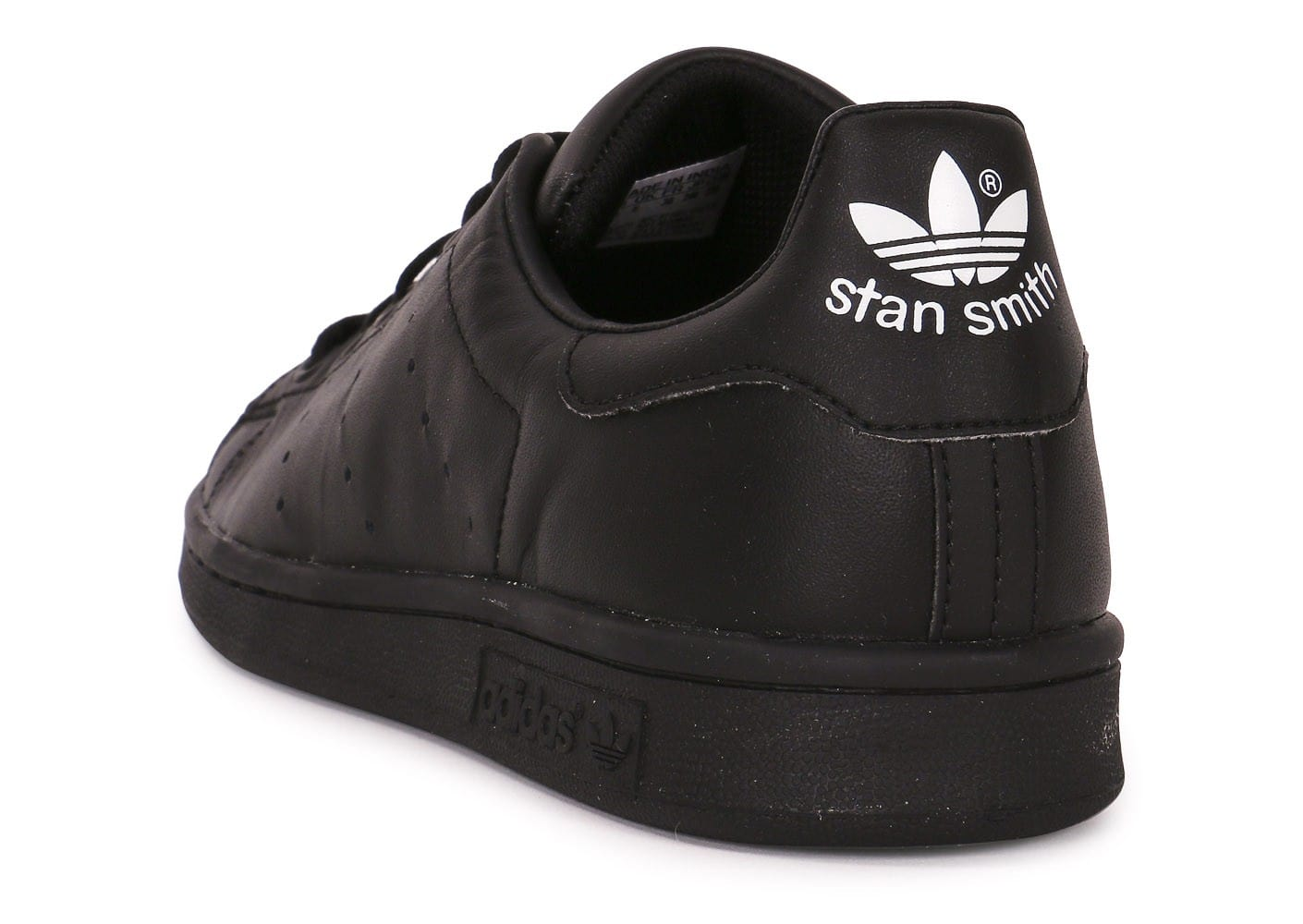 adidas noir stan smith