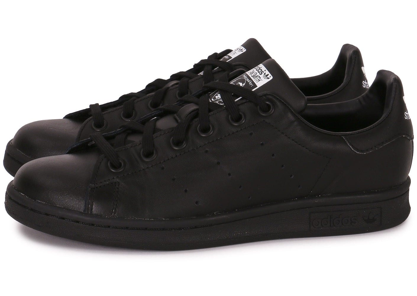 adidas Stan Smith Junior Noire Chaussures adidas Chausport