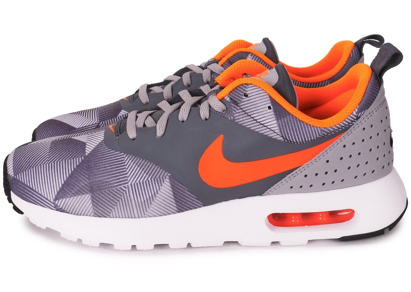 Et Orange Baskets Air Nike Tavas Chaussures Max Print Homme Gris 8Ovn0PNywm