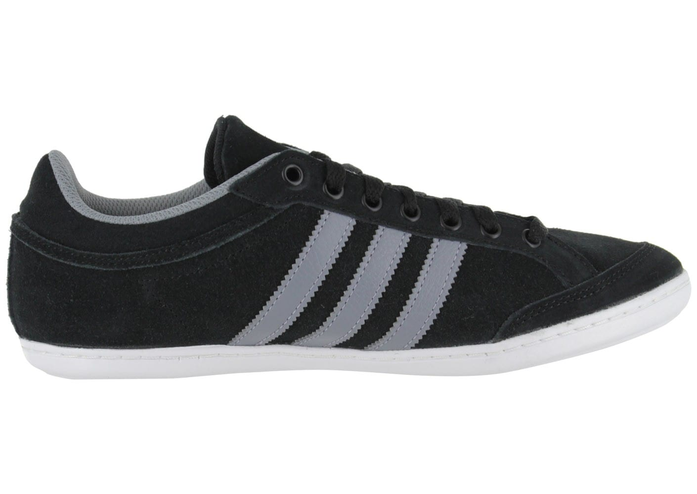adidas Plimcana Noire Chaussures Baskets homme Chausport