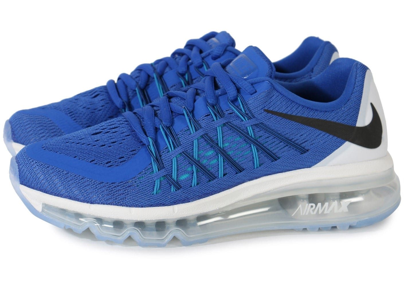 check-out 4dfb8 cac00 Nike Air Max 2015 Junior Bleue - Chaussures Chaussures ...
