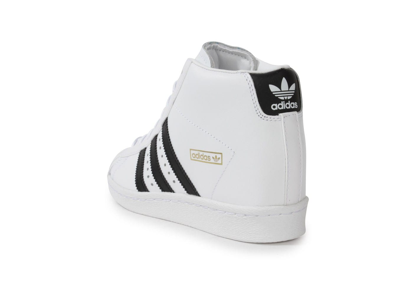 Up Blanche Adidas Chaussures Chausport Superstar Compensee qzSpGUMV