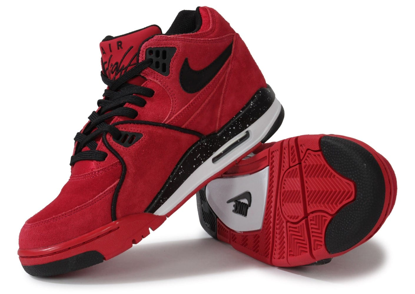 Flight Chaussures Homme Rouge Baskets Air 89 Chausport Nike nNwOPm8v0y