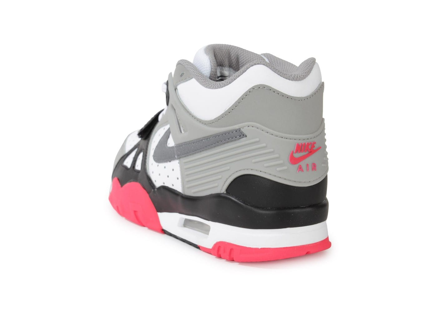 Nike Air Trainer 3 Junior Blanche Et Grise Chaussures