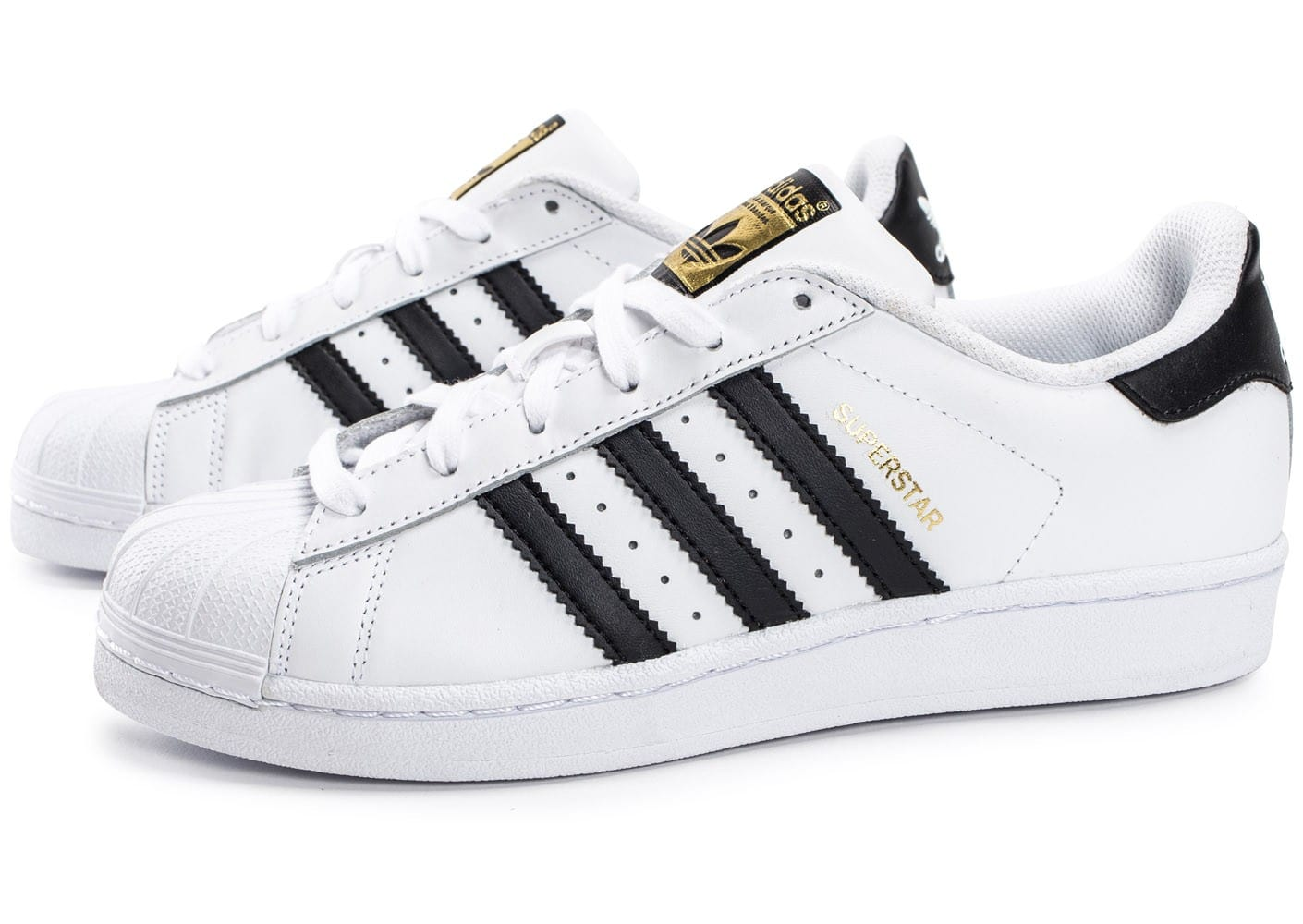 superstar junior adidas noir et blanc