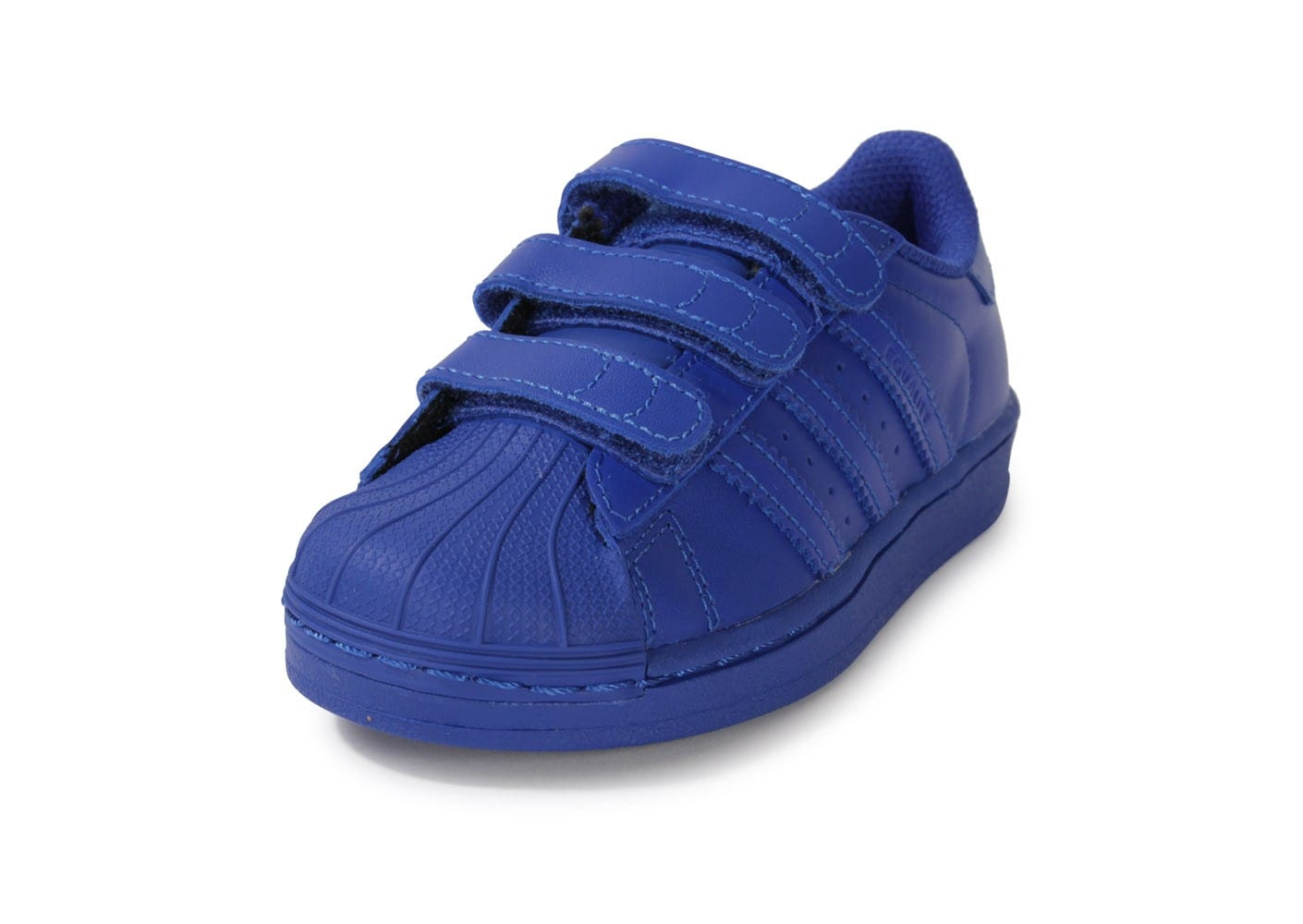 adidas superstar bleu enfant