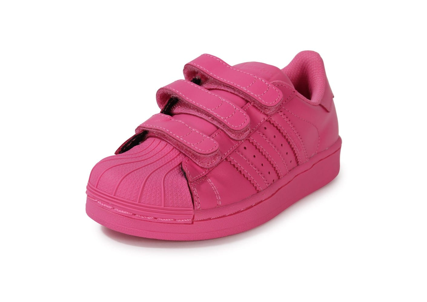 e41ed139add2a Rose Chaussures Chausport Adidas Enfant Supercolor Superstar wxAqgZaH