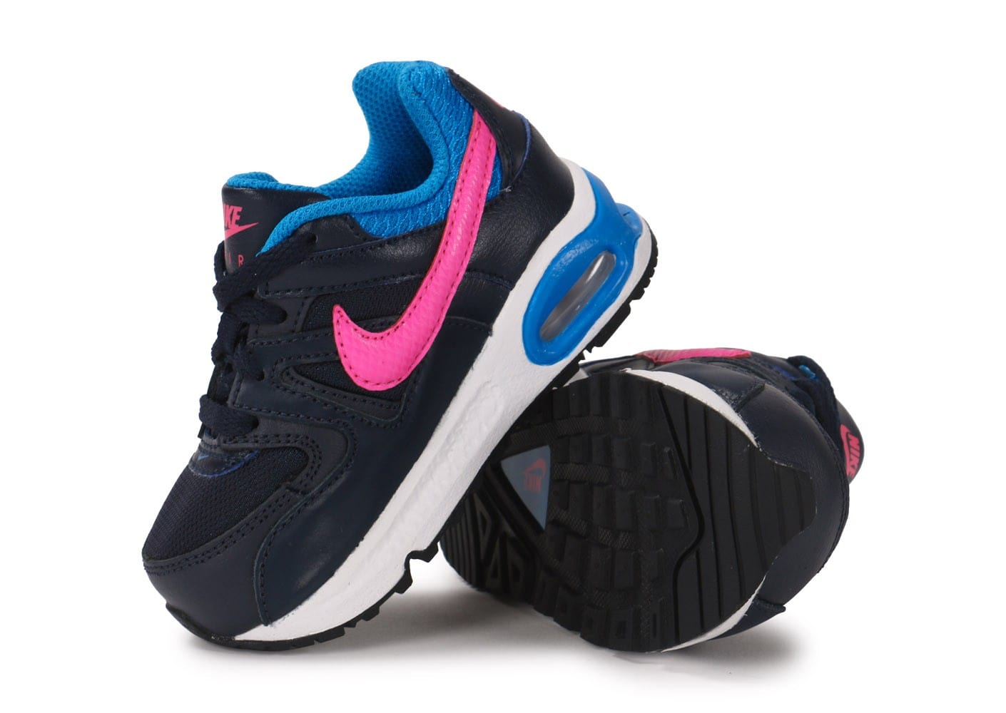 Noir Chausport Nike Chaussures Command Bébé Air Max Rose 9IHEDW2eY