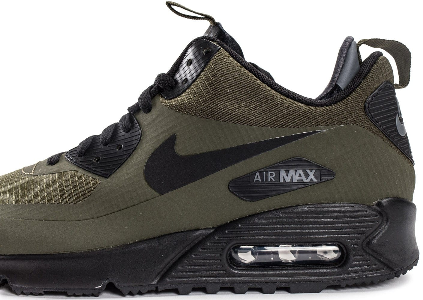 90 Homme Chausport Air Chaussures Max Winter Nike Green Baskets Mid b7gy6f
