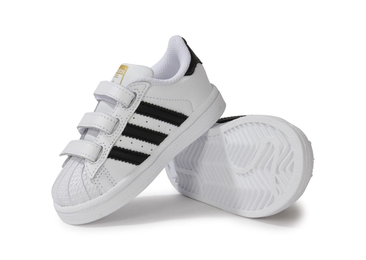 adidas superstar bébé fille