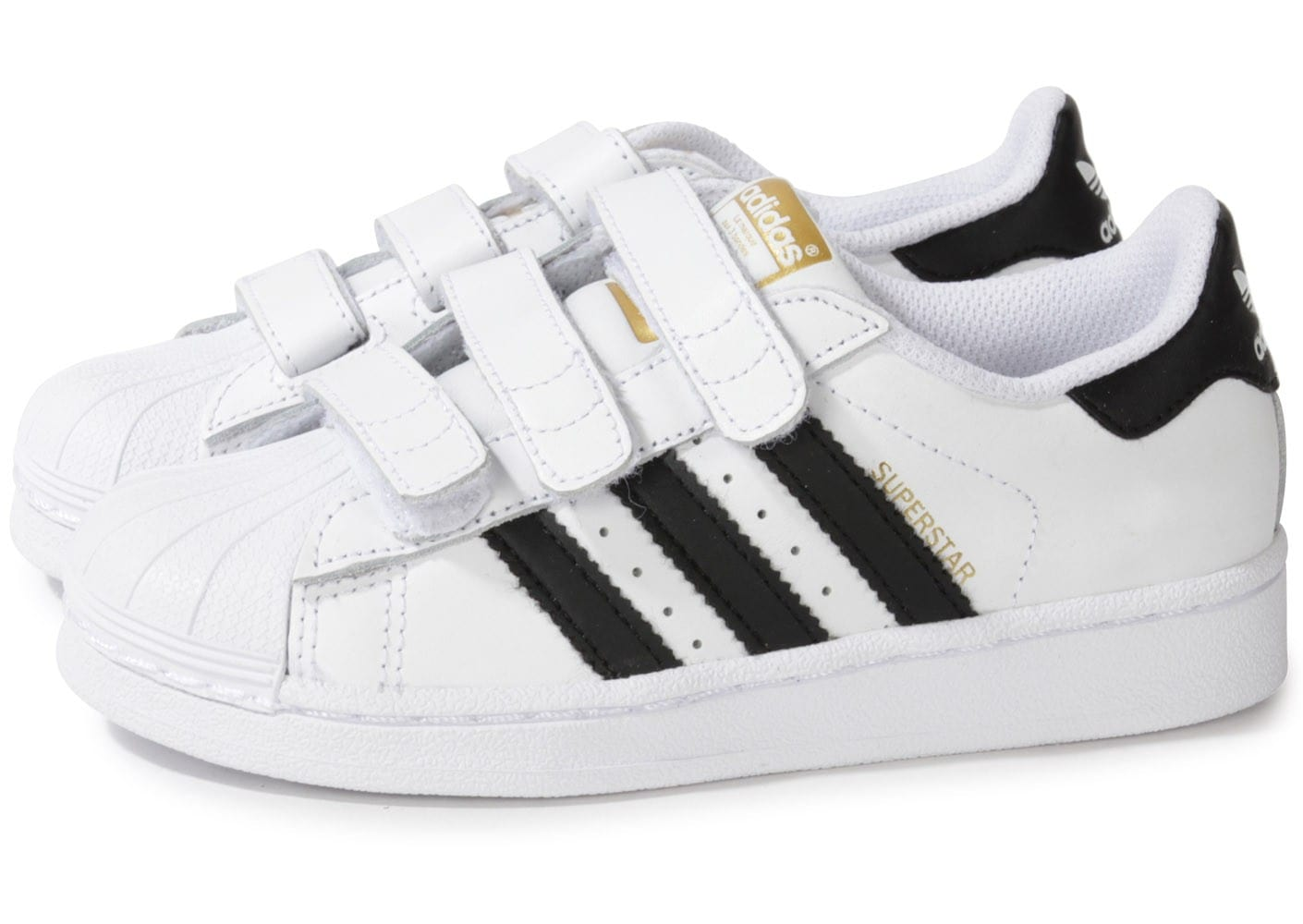 half price best sell best website adidas Superstar Foundation enfant blanche - Chaussures ...