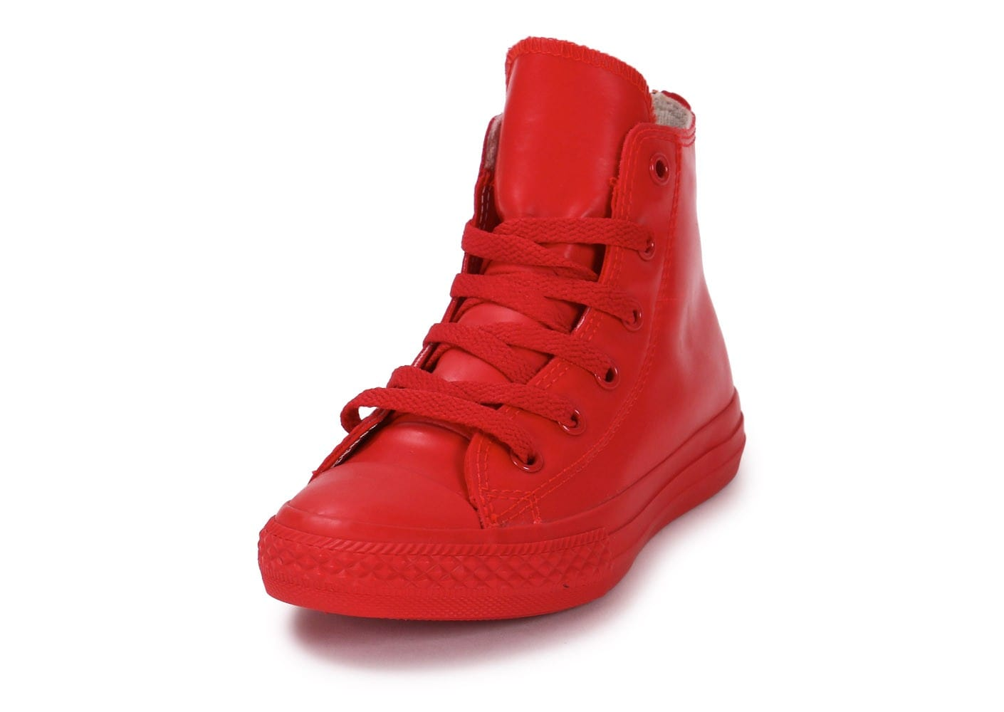 Converse Chuck Taylor All-star Rubber Enfant Rouge Rouge 32