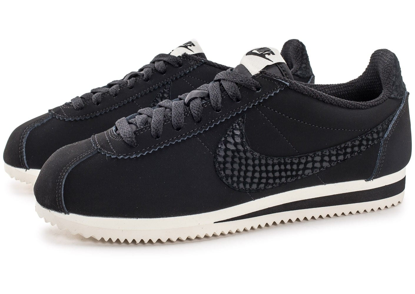 speical offer hot sale huge discount where to buy nike cortez tout noir suede 0eb96 048f0