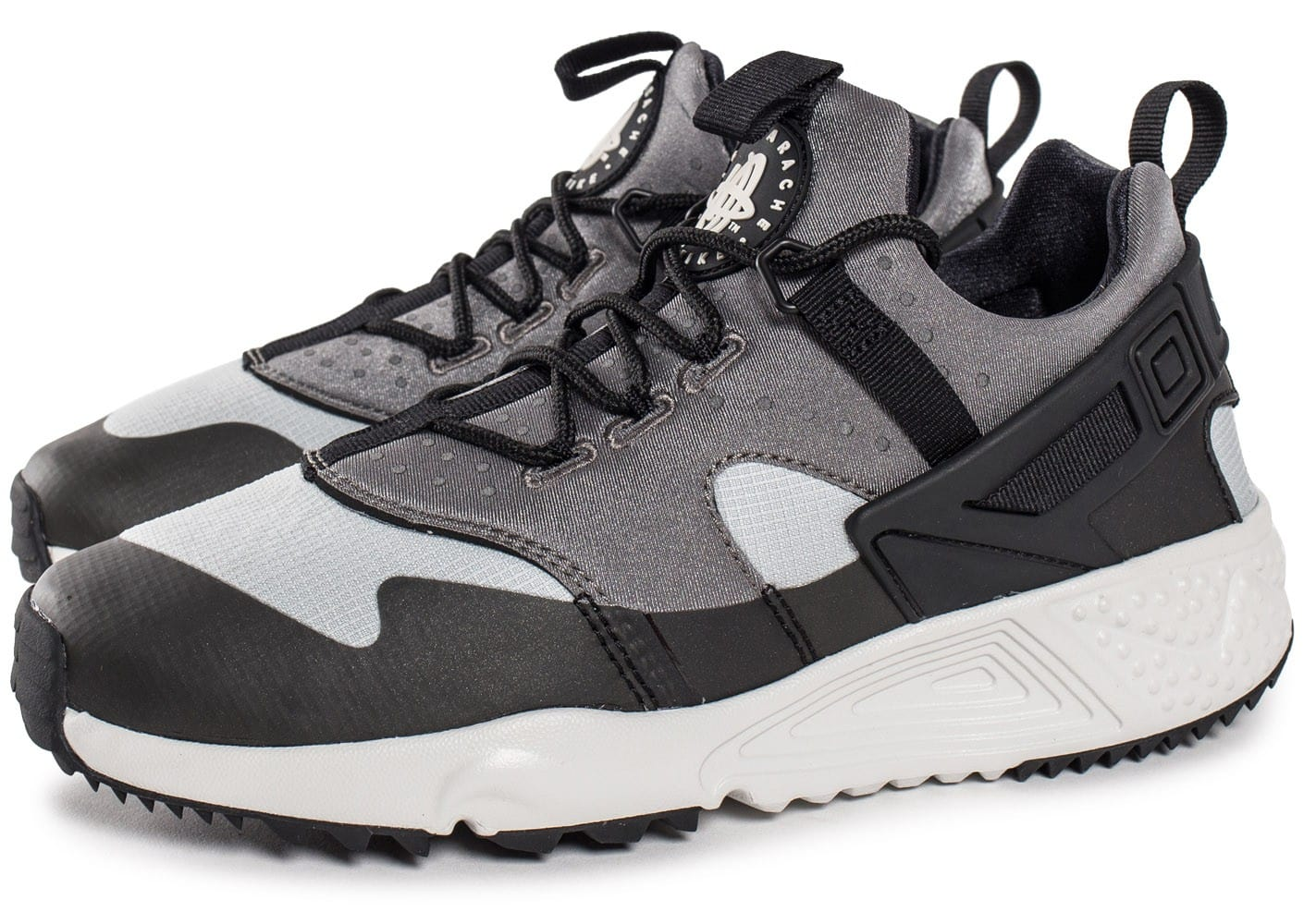 Nike Air Huarache Utility grise Chaussures Baskets homme