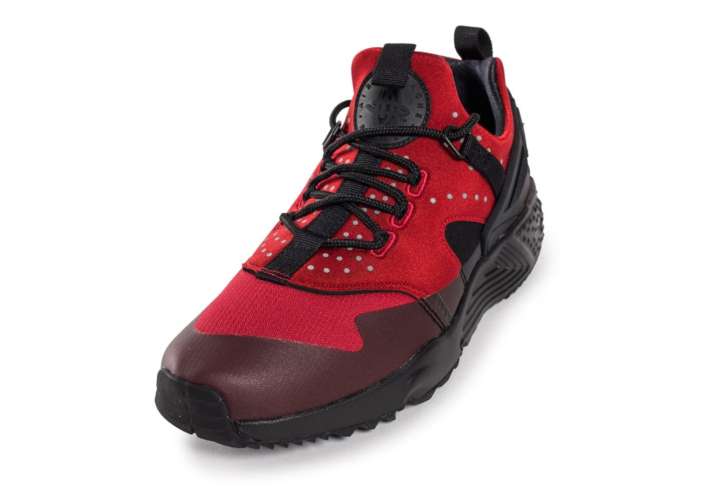 Utility Chausport Air Homme Chaussures Baskets Rouge Huarache Nike hQBrCtxsd