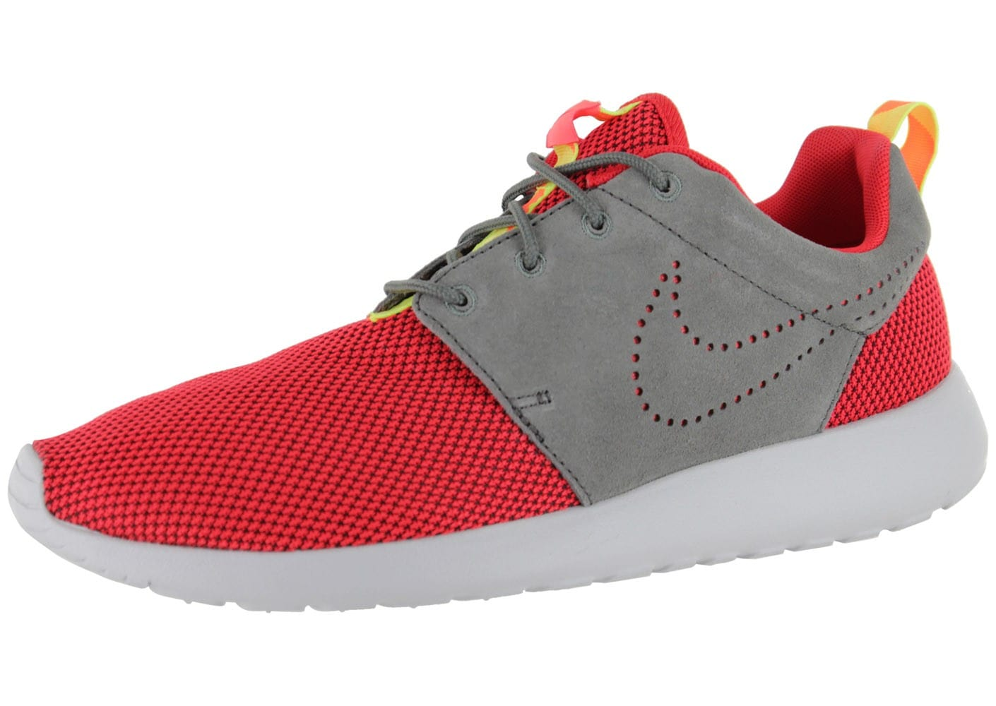 Chaussures Roshe Chausport Homme Rouge Baskets Nike Run bvfgyY76