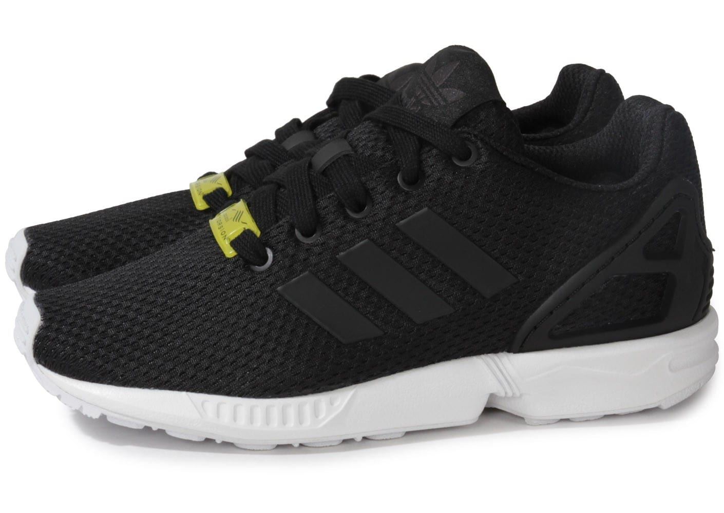 adidas originals zx flux noir