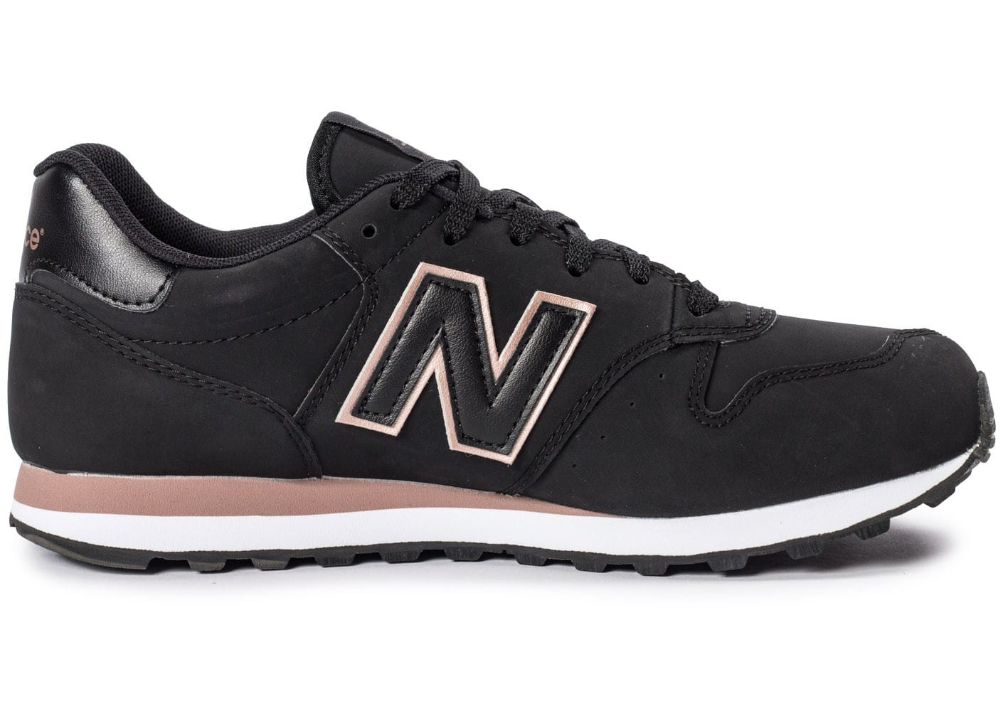 Chaussures New Balance 500 Pointure 40 noires femme