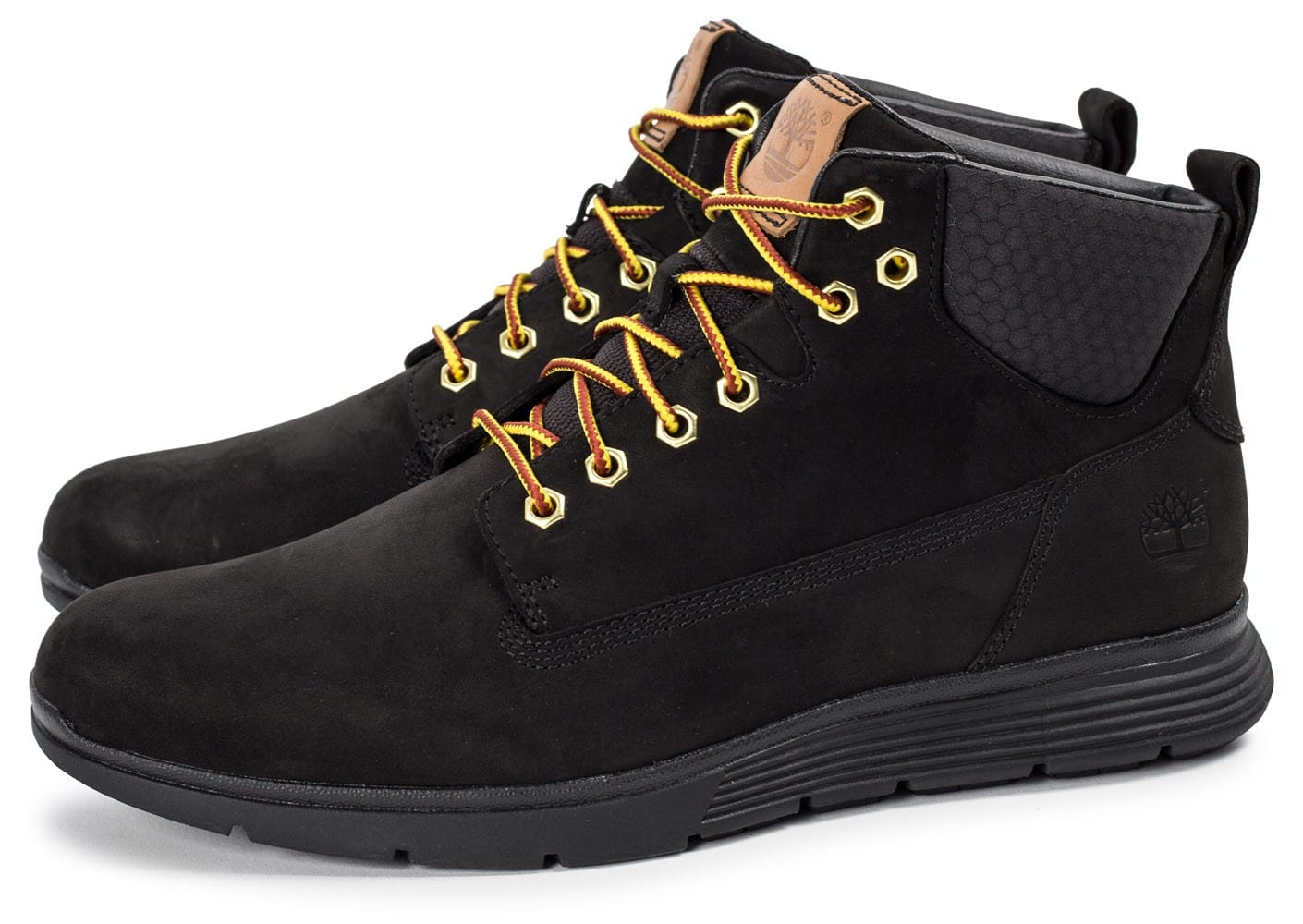 Chaussures Timberland noires homme