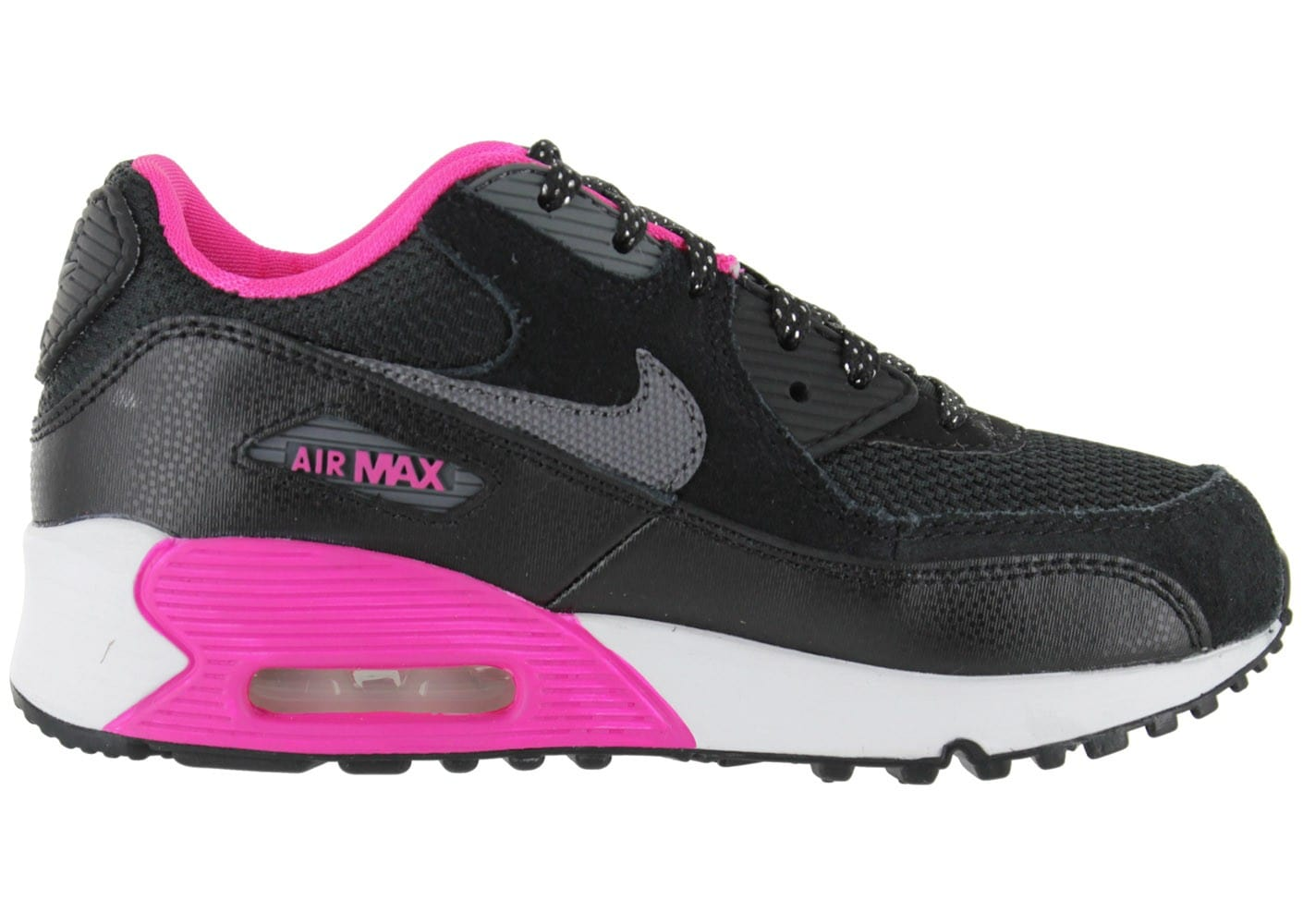 order online new high quality innovative design Nike Air Max 90 Enfant Noire - Chaussures Chaussures - Chausport
