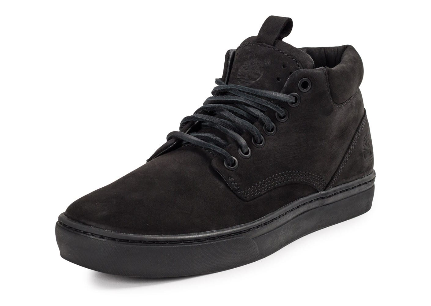 timberland cupsole noire